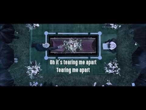 Tearing Me Apart- The Amity Affliction (Lyrics)