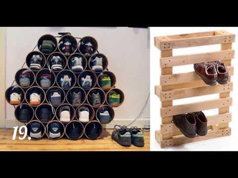 Ideas para ordenar tus zapatos