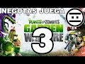 #negas - Plants Vs Zombies 3 3