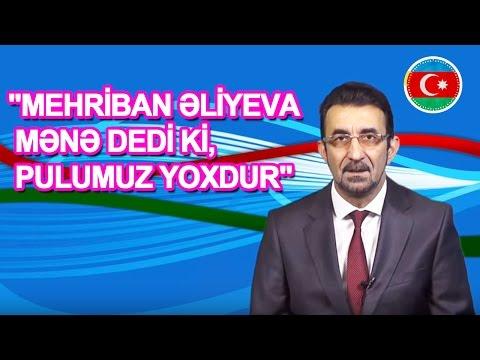 """""""Mehriban Əliyeva mənə dedi ki, pulumuz yoxdur"""" / AzS Bölüm #340"""