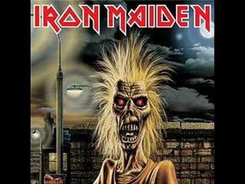 Iron Maiden - Communication Breakdown
