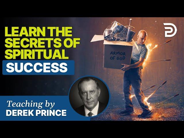 🚀 Casting Down Strongholds   Spiritual Warfare - Derek Prince