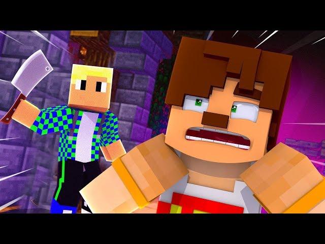 SİZCE BU ADAM KATİL OLABİLİR Mİ - Minecraft