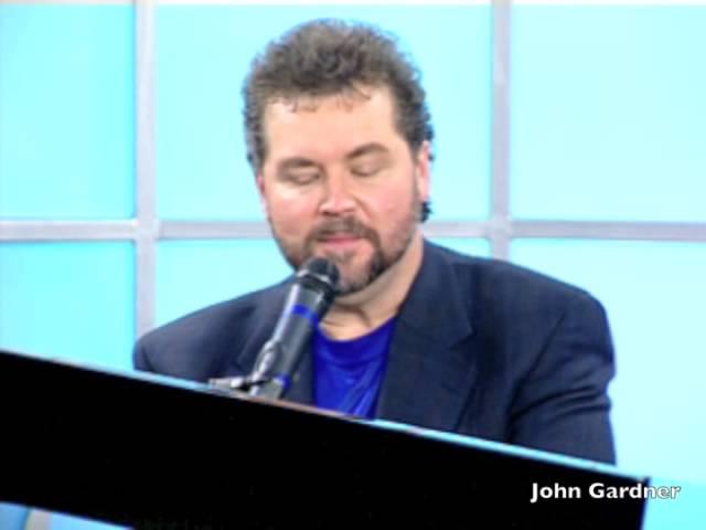 "John Gardner ""He's My Rock,My Sword, My Shield"