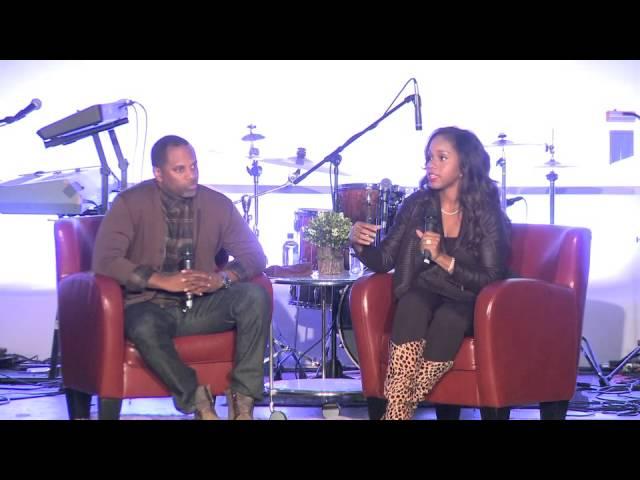 Love, Purpose, Relationships | Touré Roberts and Sarah Jakes Roberts