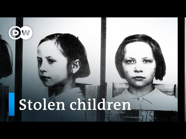 The kidnapping campaign of Nazi Germany   DW Documentary