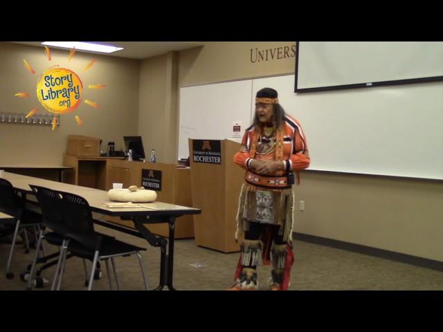 Native American Tribes In Minnesota told by Storyteller Nakoma Volkman
