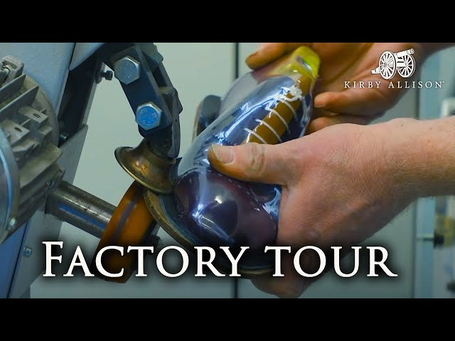 How Goodyear Welted Dress Shoes are Made | Gaziano & Girling Factory Tour