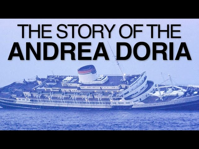 The Story Of The Andrea Doria