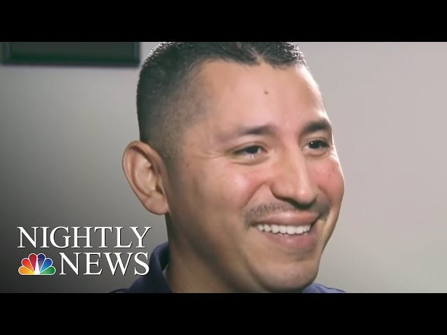 Man Proves His Innocence With Baseball Game Footage In New Netflix Documentary | NBC Nightly News