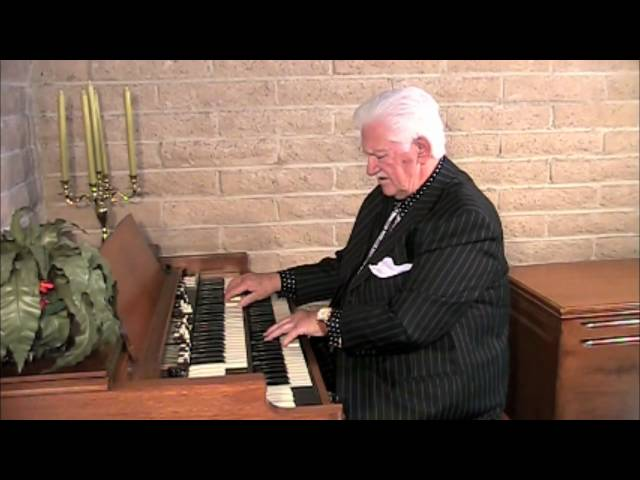 """Jerry McKinney at the Hammond B-3 """"What a Friend We Have in Jesus"""""""