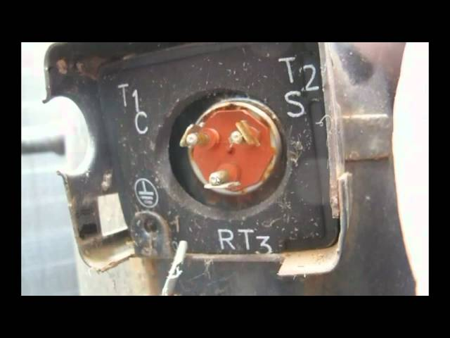 Air Conditioning Repair - How to ohm a compressor