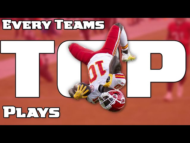 Every Team's Top 10 Plays of the 2020 Season