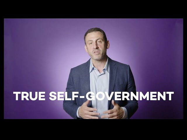 A Northwestern Law Professor Explains: Self- Government