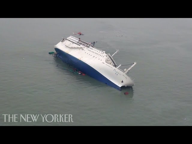 What Went Wrong in the South Korean Ferry Disaster?   The New Yorker