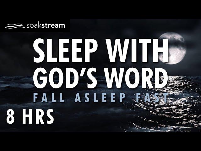SOAK IN GOD'S PROMISES BY THE OCEAN   SLEEP WITH GOD'S WORD   100+ Bible Verses For Sleep