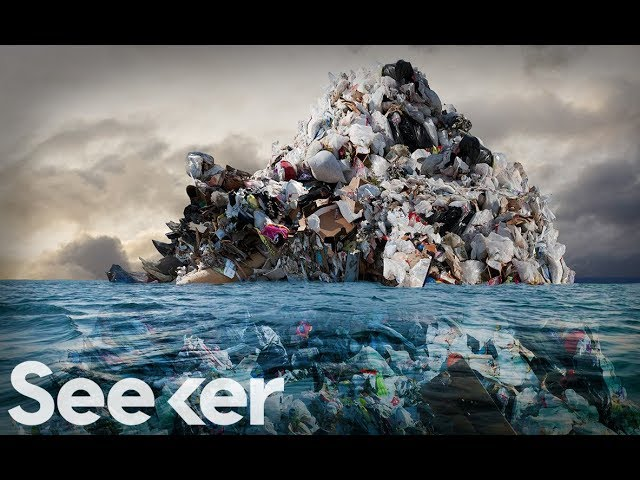 The Great Pacific Garbage Patch Is Not What You Think It Is   The Swim