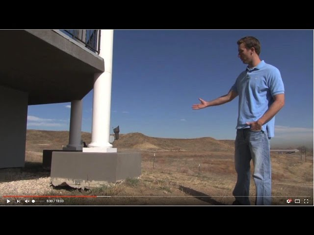 Structural Inspection of a House