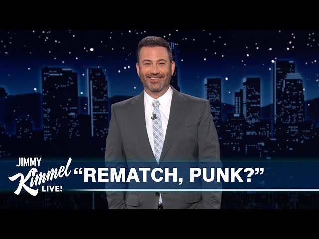 Human Boil Ted Cruz Starts Trouble with Jimmy Kimmel Again