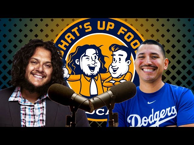 """Juan Catalan from Netflix's """"The Long Shot"""" stops by What's Up Fool?"""