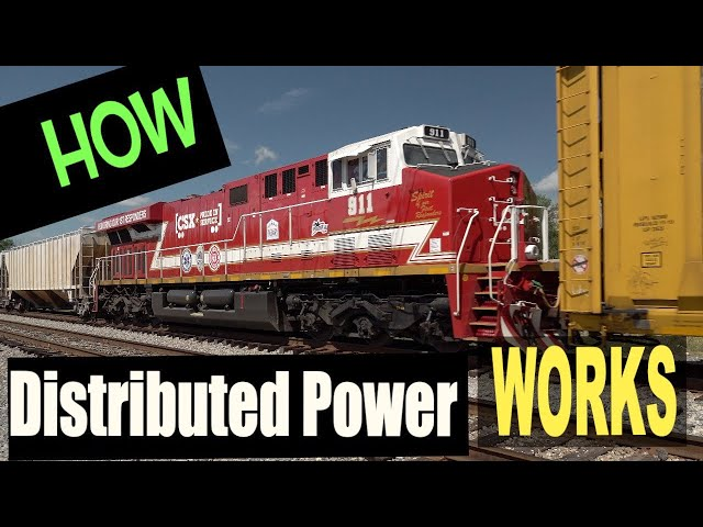 How Distributed Power Works