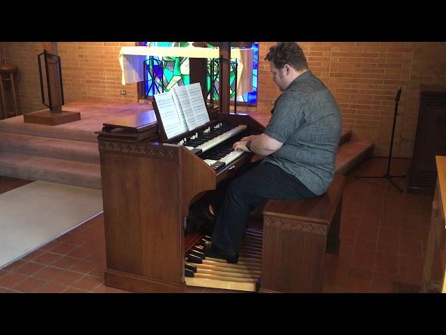 What a Friend We Have in Jesus - Hammond Organ
