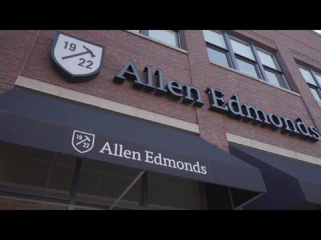 Allen Edmonds | We Visit an Allen Edmonds Retail Store