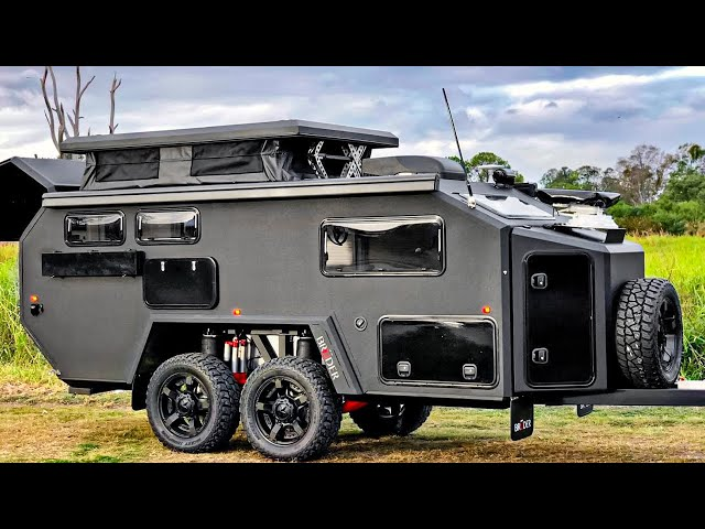 8 COOLEST MOTORHOMES IN THE WORLD
