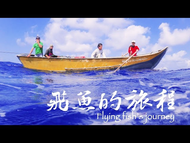 《飛魚的旅程》紀錄片(Flying fish's journey)