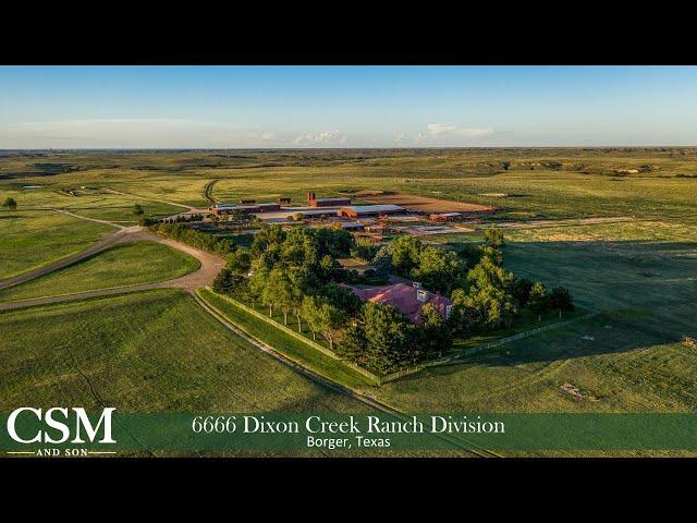 Dixon Creek Ranch