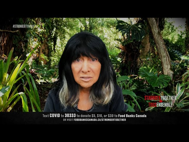 """Buffy Sainte-Marie: """"Take care of your link with life."""" 