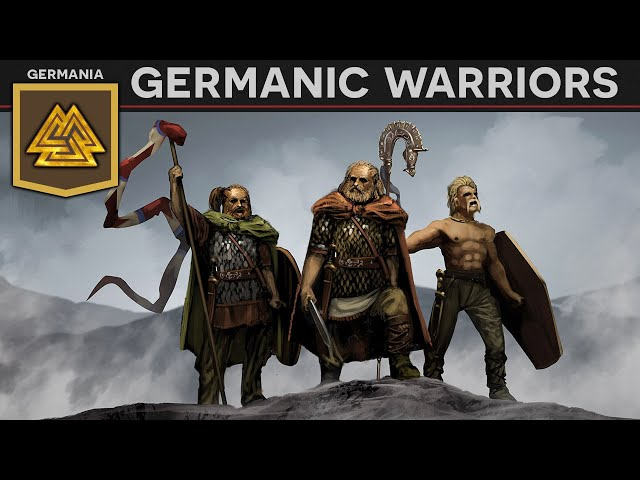 Units of History - Early Germanic Warriors DOCUMENTARY