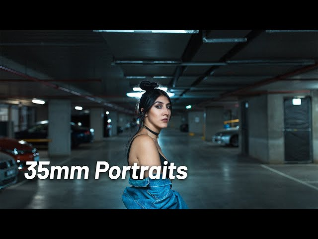 Why I Only Use 35mm Lens For Portraits