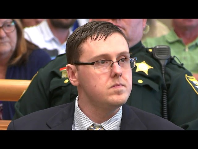 Unedited testimony: Curtis Wright in the Jimmy Rodgers murder trial