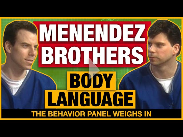 Menendez Brothers Trial True Crime Body Language (2021)