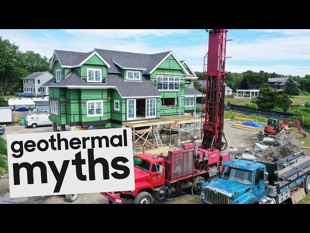 Debunking 3 Geothermal Myths
