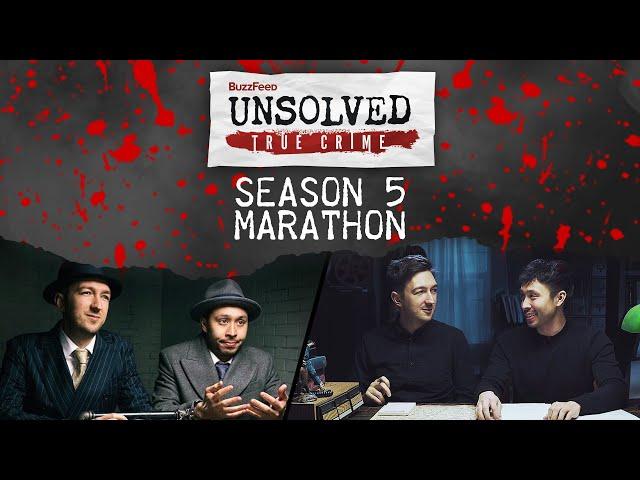 Unsolved True Crime Season 5 Marathon