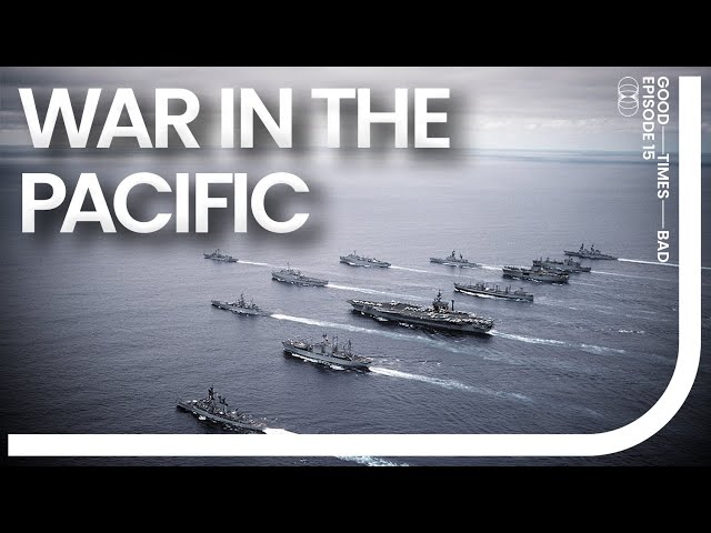 What the US-China War in the Pacific Could Look Like?