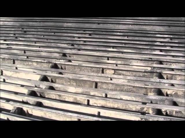 Cooling Towers Maintenance Annual Service Procedure