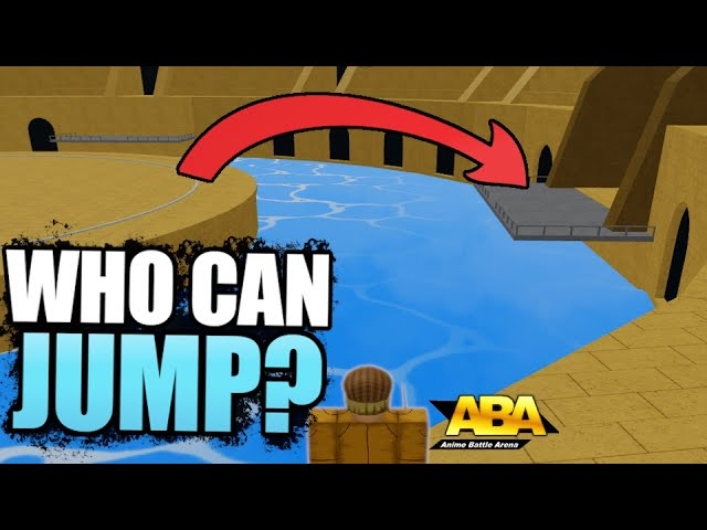 Who Can Make The Colosseum Jump? - Anime Battle Arena [ABA]