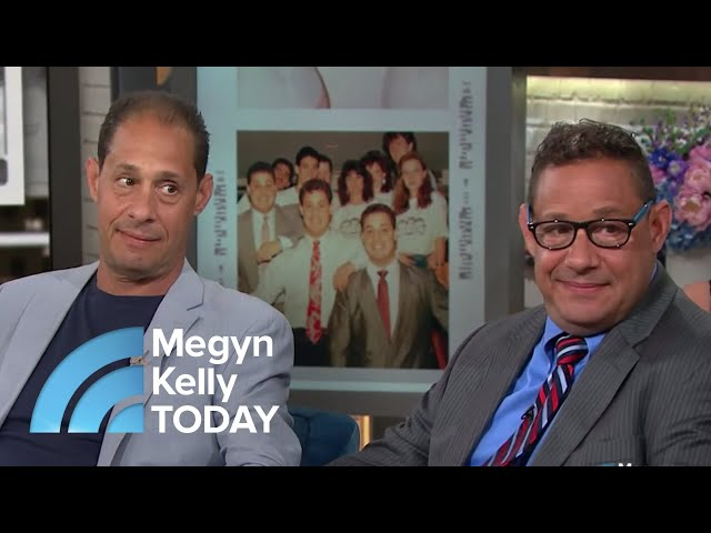 The Unbelievable Way 3 Men Found Out They Were Triplets Separated As Babies | Megyn Kelly TODAY