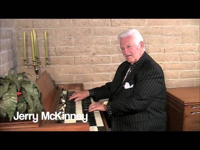 """Jerry McKinney at the Hammond B-3 """"I Shall Not Be Moved"""""""
