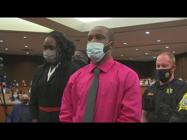 Judge sentences Nathaniel Rowland to life in prison: raw video