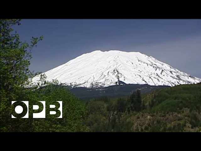 A Dangerous Glacier Grows Inside Mount St. Helens' Crater