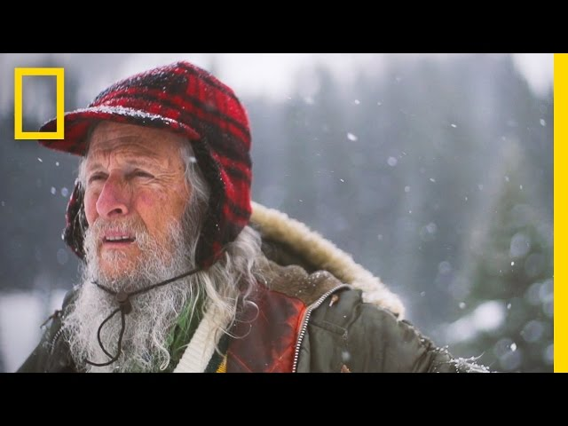 He Spent 40 Years Alone in the Woods, and Now Scientists Love Him   Short Film Showcase