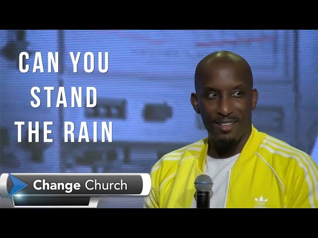 Can You Stand The Rain   Dr. Dharius Daniels