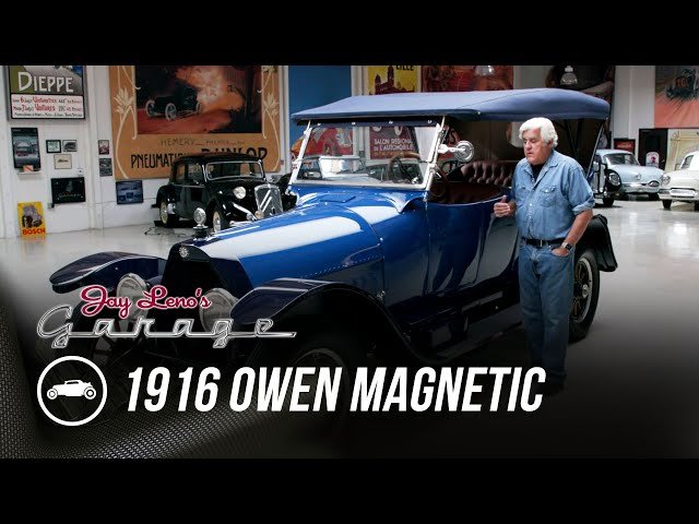 Hybrid From 1916: The Owen Magnetic - Jay Leno's Garage