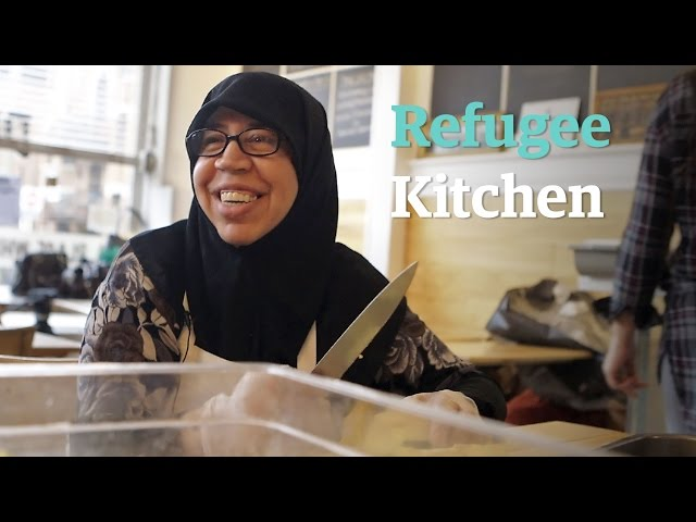 Newcomer Kitchen: how Syrian refugees took over a Toronto restaurant