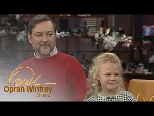 Man Who Saved Baby Reunites With Her 8 Years Later | The Oprah Winfrey Show | Oprah Winfrey Network