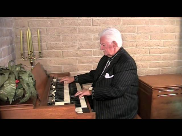 "Jerry McKinney at the Hammond B-3  "" J-E-S-U-S"""